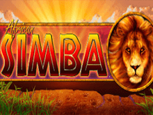 Демо игра African Simba