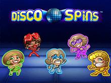 Демо игра Disco Spins